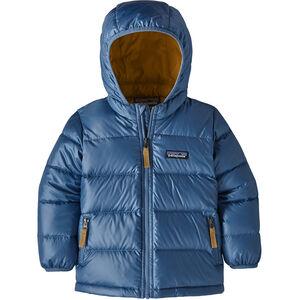 Patagonia Hi-Loft Down Sweater Hoody Baby Barn Woolly Blue Woolly Blue