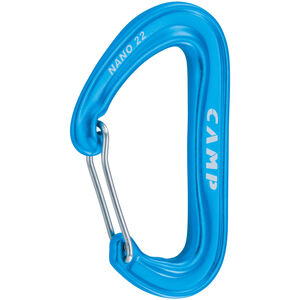 Camp Nano 22 Carabiner light blue light blue