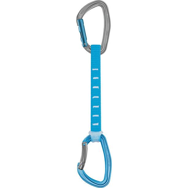 Petzl Djinn Axess Quickdraw 17cm blue