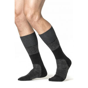 Woolpower Skilled Classic 400 Socks Black/Dark Grey Black/Dark Grey