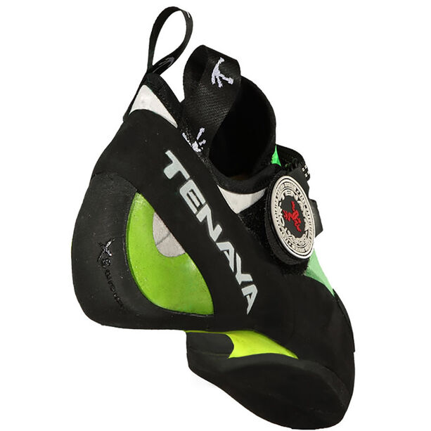 Tenaya Mundaka Climbing Shoes green-black
