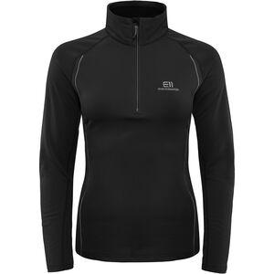 Elevenate Métallier Zip Shirt Dam black black