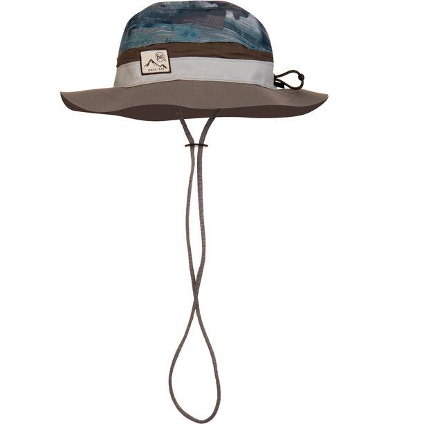Buff Booney Hat harq brindle