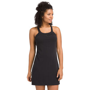 Prana Cantine Dress Dam black black