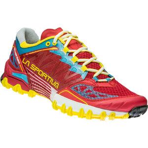 La Sportiva Bushido Shoes Dam berry berry