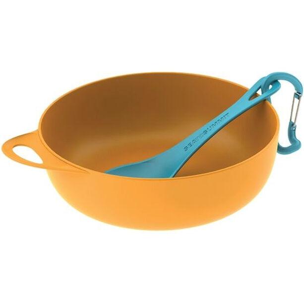 Sea to Summit Delta Cutlery Set orange