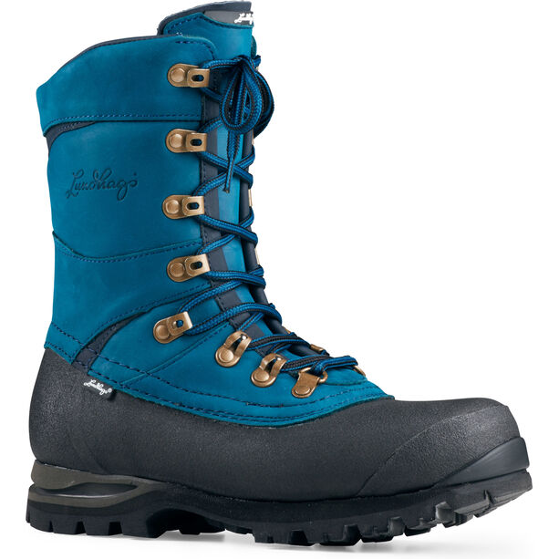 Lundhags Mira II High Boots Dam petrol/eclipce blue