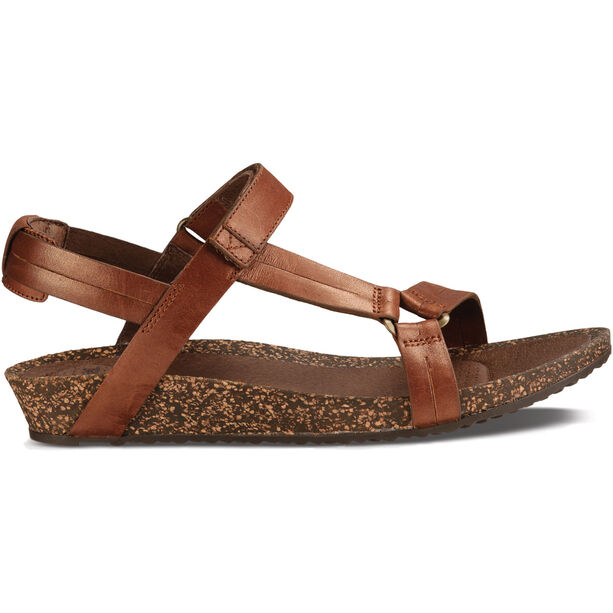 Teva Ysidro Universal Metallic Sandals Dam bronze