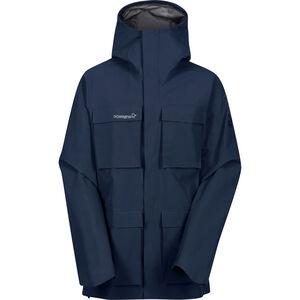 Norrøna Svalbard Gore-Tex Jacket Herr indigo night indigo night