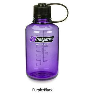Nalgene Narrow Mouth Bottles 0,5l purple/black purple/black