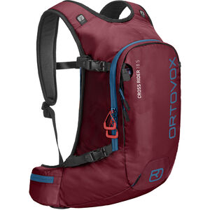 Ortovox Cross Rider 18 Backpack Dark Blood Dark Blood