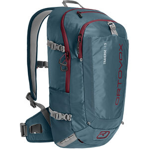 Ortovox Traverse 18 S Alpine Backpack mid aqua mid aqua
