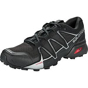 Salomon Speedcross Vario 2 Shoes Herr black/black/silver metallic-x black/black/silver metallic-x