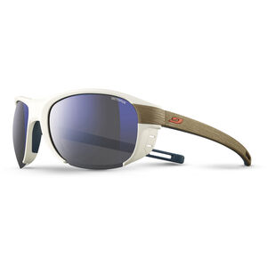 Julbo Regatta Octopus Sunglasses white/light brown-multilayer blue white/light brown-multilayer blue