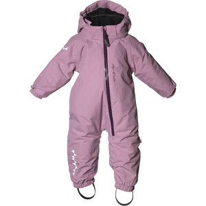 Isbjörn Toddler Padded Jumpsuit Småbarn dusty pink dusty pink