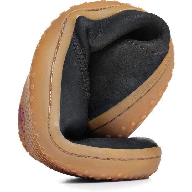 Vivobarefoot Gobi II Leather Shoes Herr brown/hide
