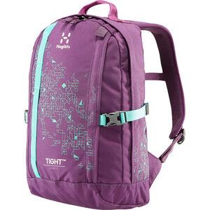 Haglöfs Tight Junior 15 Backpack Barn purple crush/crystal lake purple crush/crystal lake