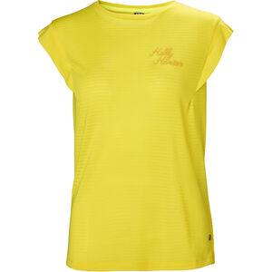 Helly Hansen Siren Spring T-shirt Dam dandelion dandelion