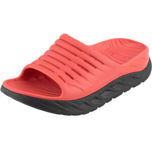 Hoka One One Ora Recovery Slide 2 Sandals Dam ebony/emberglow ebony/emberglow