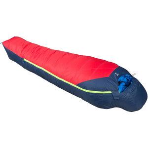 Millet Trilogy Ultimate Sleeping Bag saphir/rouge saphir/rouge