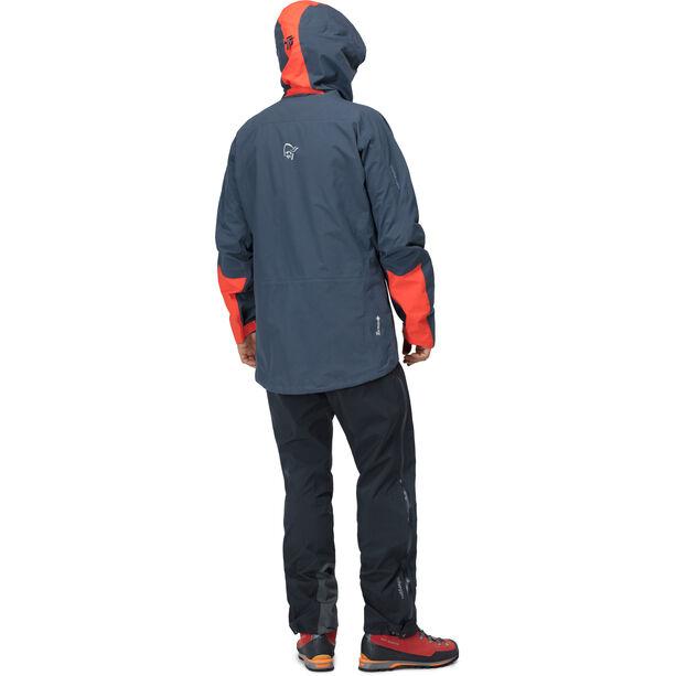 Norrøna Trollveggen Gore-Tex Pro Jacket Herr cool black