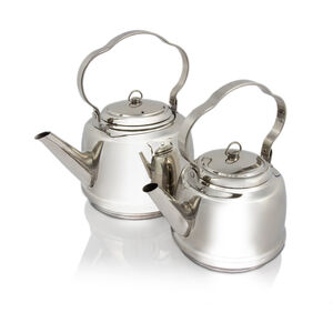 Petromax Teakettle tk2 stainless steel stainless steel