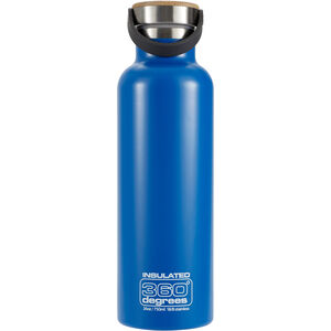 360° degrees Vacuum Insulated Drink Bottle 750ml ocean blue ocean blue