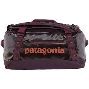 Patagonia Black Hole Duffel Bag 40l Deep Plum Deep Plum