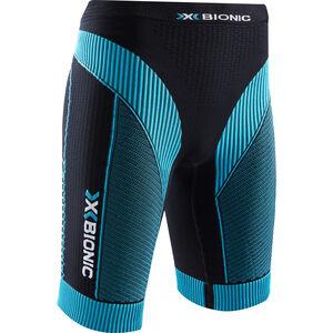 X-Bionic Effektor Power Running Pants Short Dam black/turquoise black/turquoise