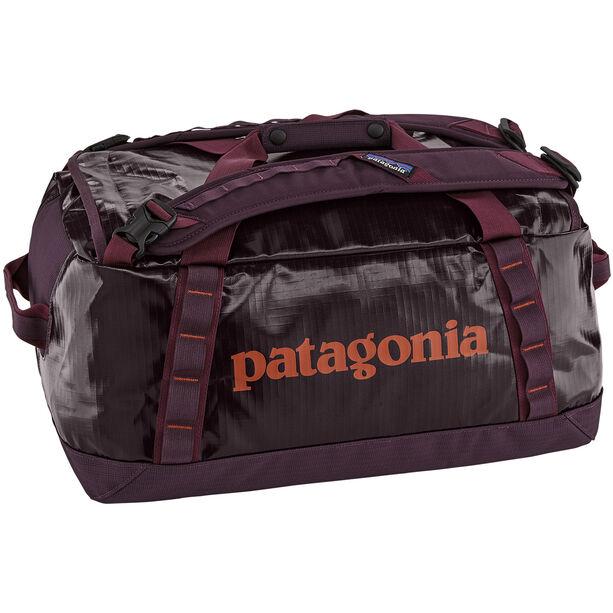 Patagonia Black Hole Duffel Bag 40l Deep Plum
