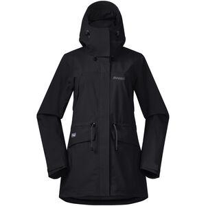 Bergans Breheimen 2L Jacket Dam black/solid charcoal black/solid charcoal