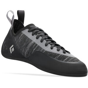 Black Diamond Momentum Lace Climbing Shoes Herr ash ash