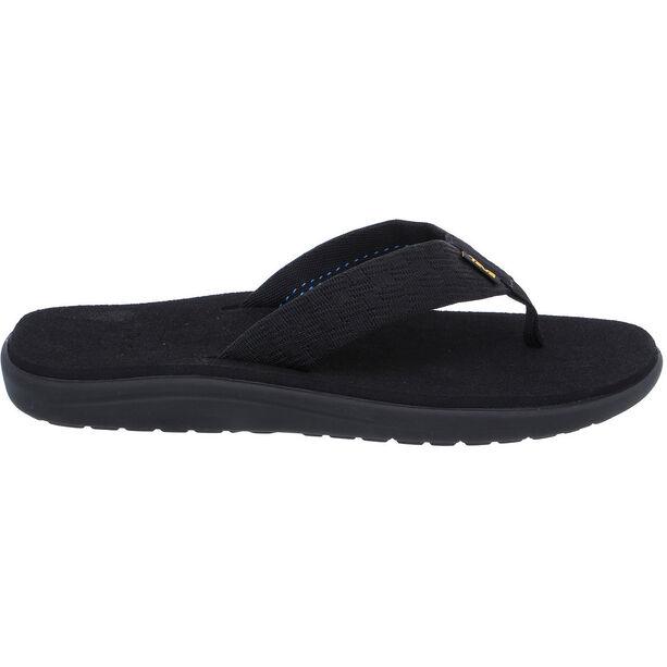 Teva Voya Flip Sandals Herr brick black