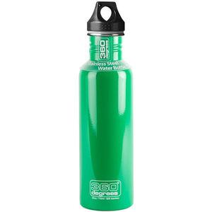 360° degrees Stainless Drink Bottle 750ml spring green spring green