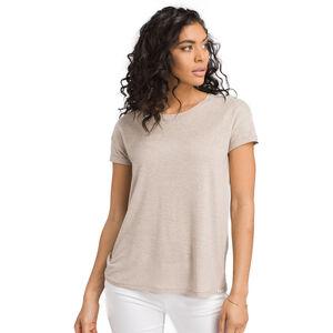 Prana Cozy Up Shortsleeve T-Shirt Dam stone heather stone heather