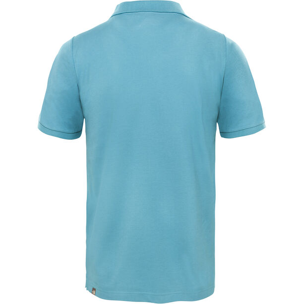 The North Face Polo Piquet Herr storm blue