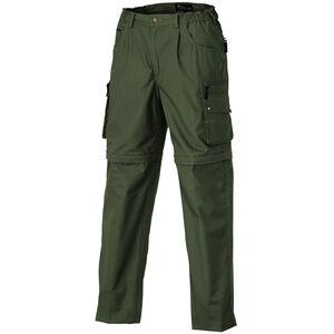 Pinewood Wildmark/Sahara Zip-Off Pants Barn mid green mid green