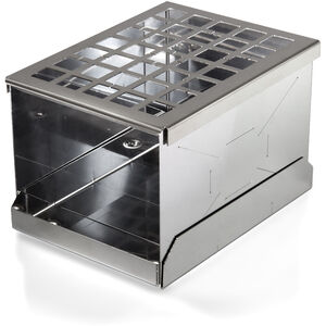 Petromax Firebox fb1 stainless steel stainless steel