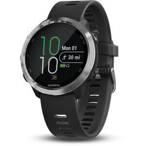Garmin Forerunner 645 Music GPS Smartwatch silver silver
