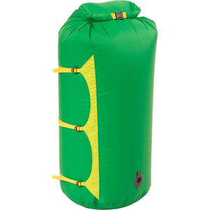 Exped Waterproof Compression Bag L green green