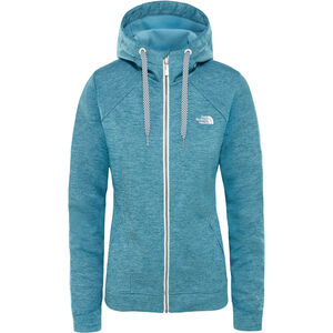 The North Face Kutum Full Zip Hoodie Dam storm blue heather storm blue heather