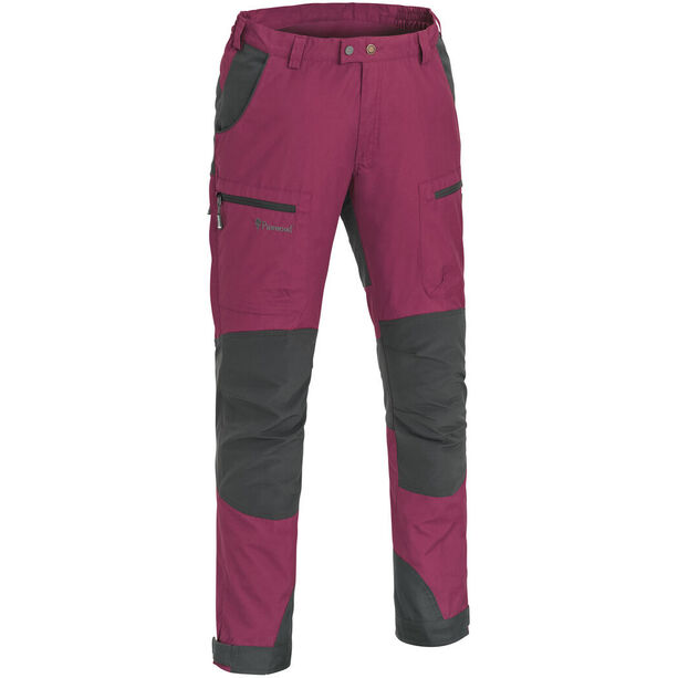 Pinewood Caribou TC Pants Barn fuchsia/grey
