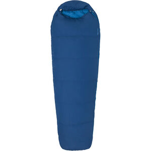 Marmot Nanowave 50 Semi Rec Sleeping Bag Long estate blue estate blue