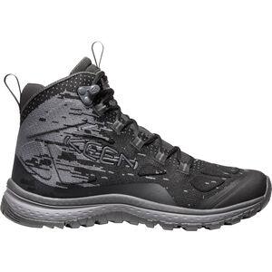 Keen Terradora Evo Mid Shoes Dam black/magnet black/magnet