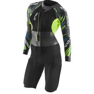 ORCA Perform Swimrun Wetsuit Dam black black