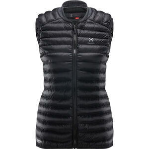 Haglöfs Essens Mimic Vest Dam true black/magnetite true black/magnetite