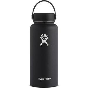 Hydro Flask Wide Mouth Flex Bottle 946ml black black
