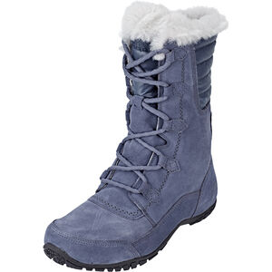 The North Face Nuptse Purna II Boots Dam grisaille grey/tin grey grisaille grey/tin grey