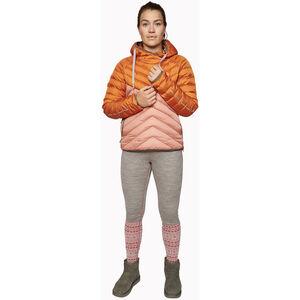 Varg Älgön Down Hood Dam retro orange/pawn pink retro orange/pawn pink
