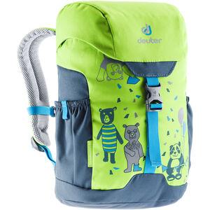 Deuter Schmusebär Backpack 8l Barn kiwi/arctic kiwi/arctic